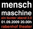 menschmaschine 1.0
