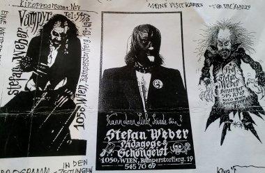 Visitenkarten Weber